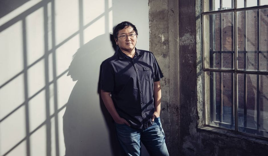 Bullet Train Masi Oka