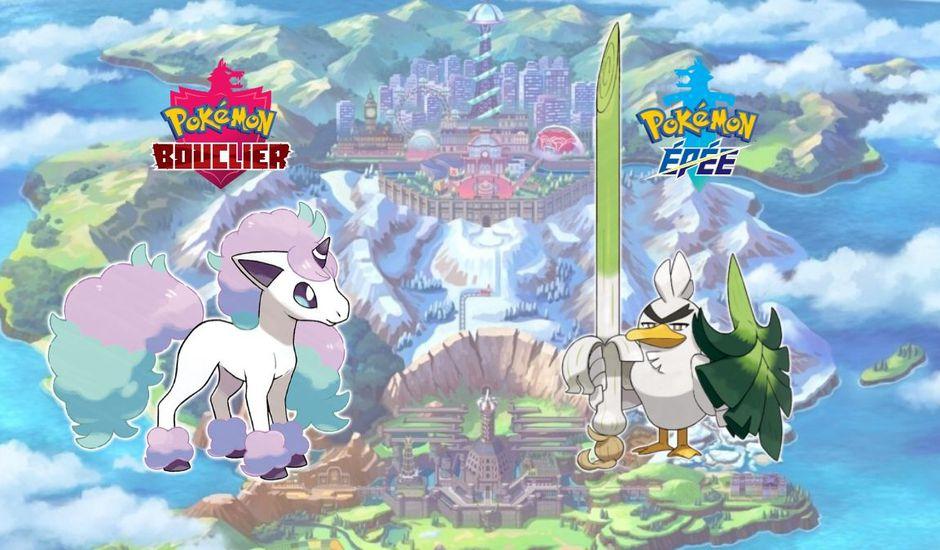 nintendo switch pokemon bouclier epee