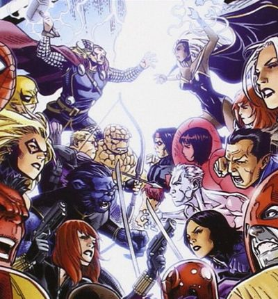 avengers vs x men confrontation jason aaron jonathan hickman marvel comics