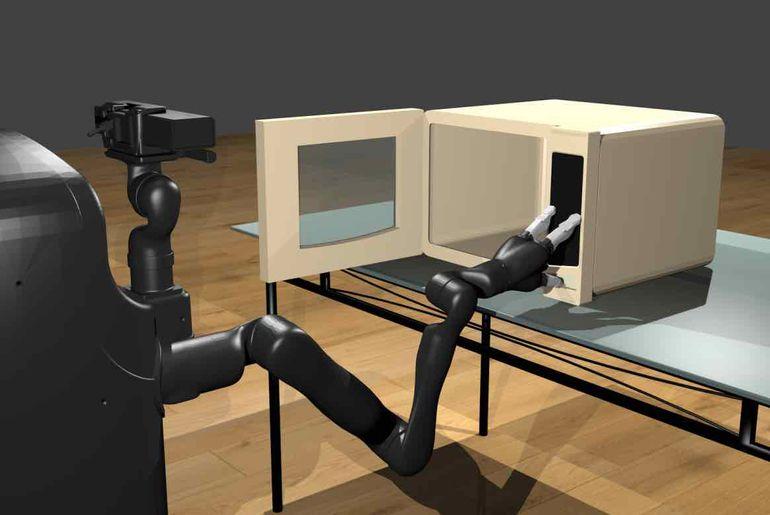 Intel veut que ses robots intègrent nos habitations rapidement.