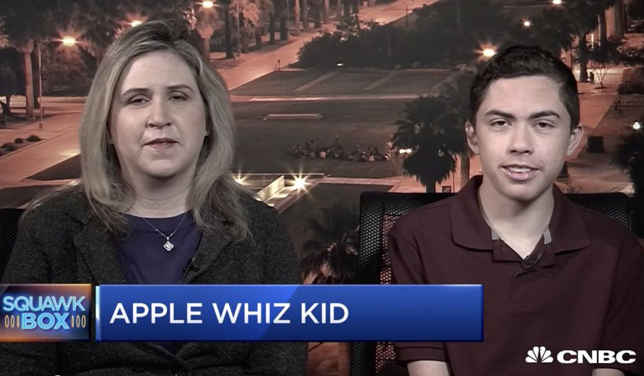 L'adolescent qui a découvert le bug de FaceTime sera récompensé.