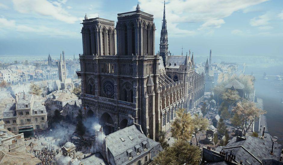 Ubisoft offre le téléchargement gratuit du jeu Assassin's Creed Unity