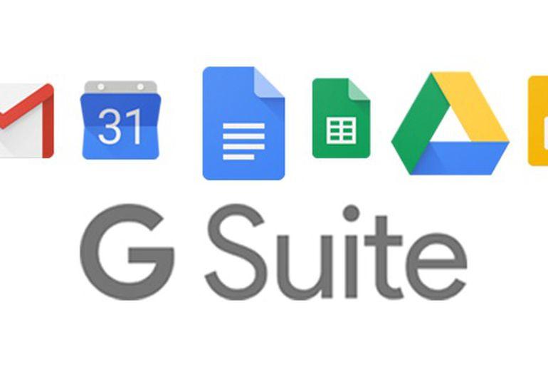 Il sera bientôt possible d'accéder à des Google Sheets, Google Docs sans compte Google. L'intégration de dessins se facile sur G Suite