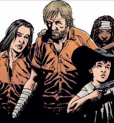 Le comics The Walking Dead aurait eu droit à une fin complètement différente