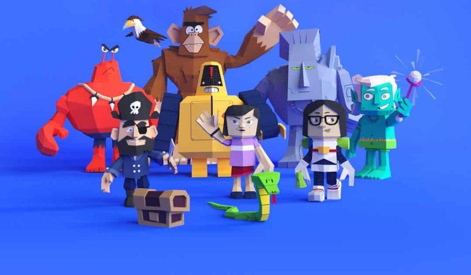 Toontastic 3D google