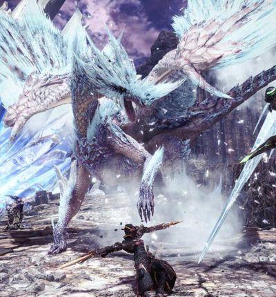 Une nouvelle bande annonce de Monster Hunter World : Iceborne