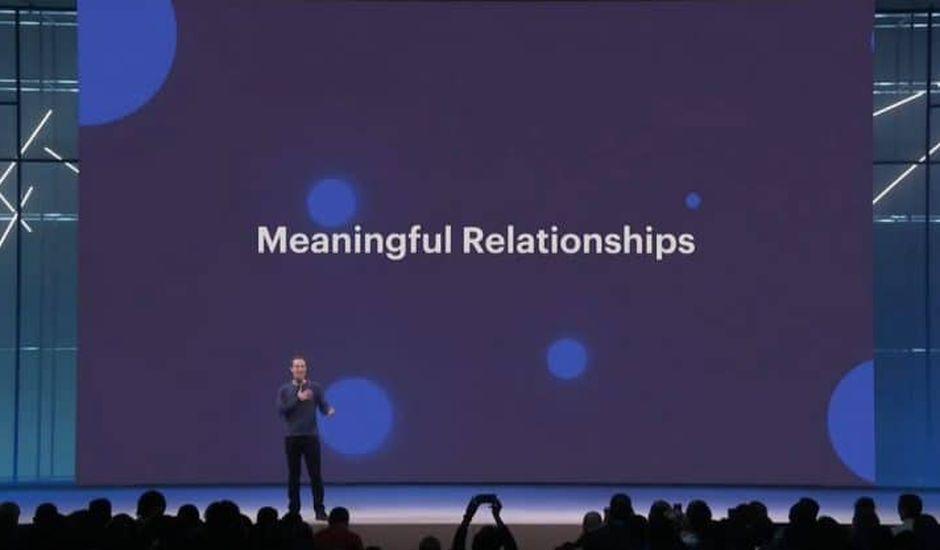 Facebook a commencé à tester ses fonctionnalités de dating