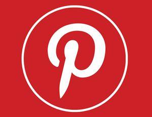 Le logo de Pinterest