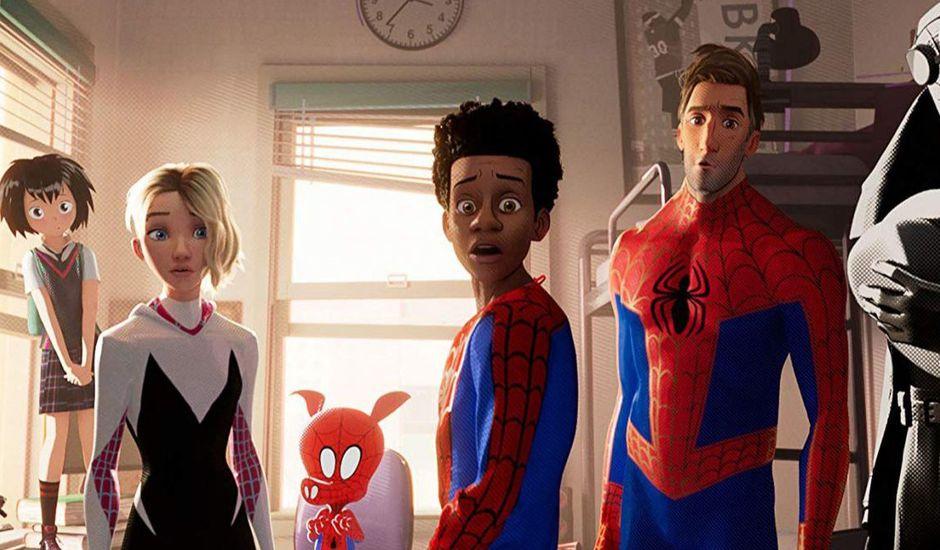 suite film spider-man into the spider-verse