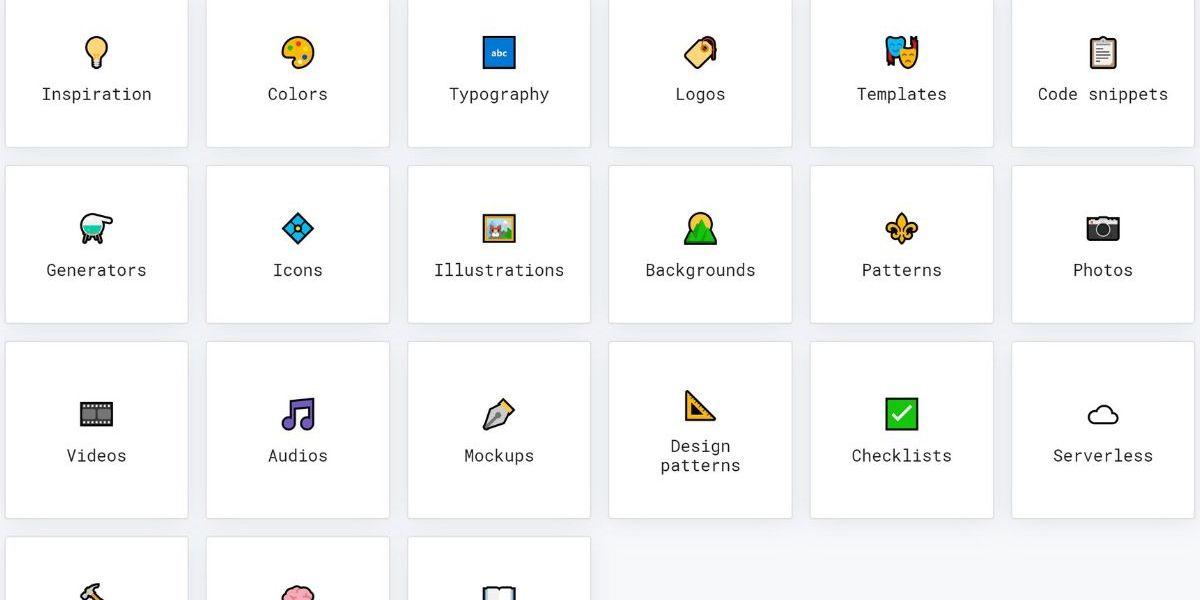 Undesign : Une boîte à outils et ressources de design gratuits pour vos projets