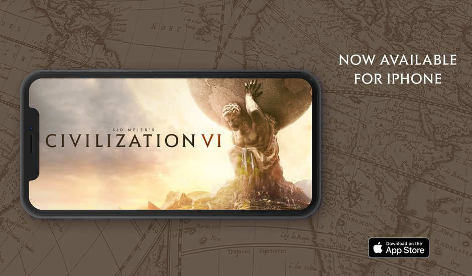 Civilization VI - iPhone