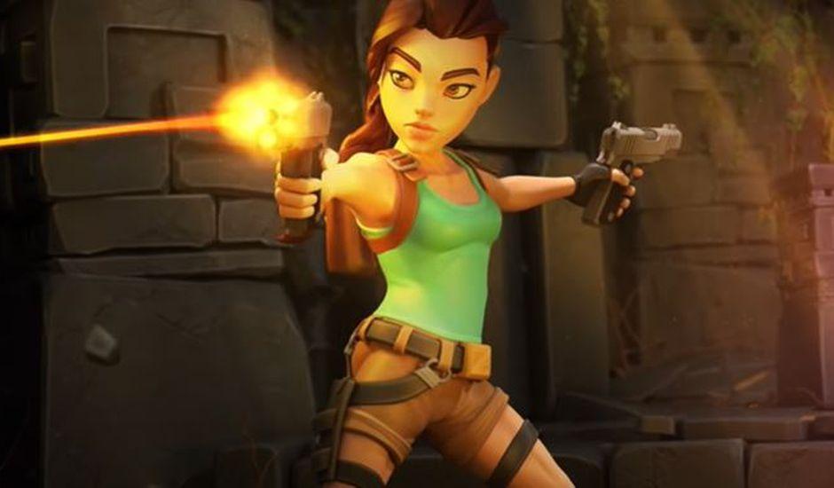 Jeu mobile Tomb Raider Reloaded