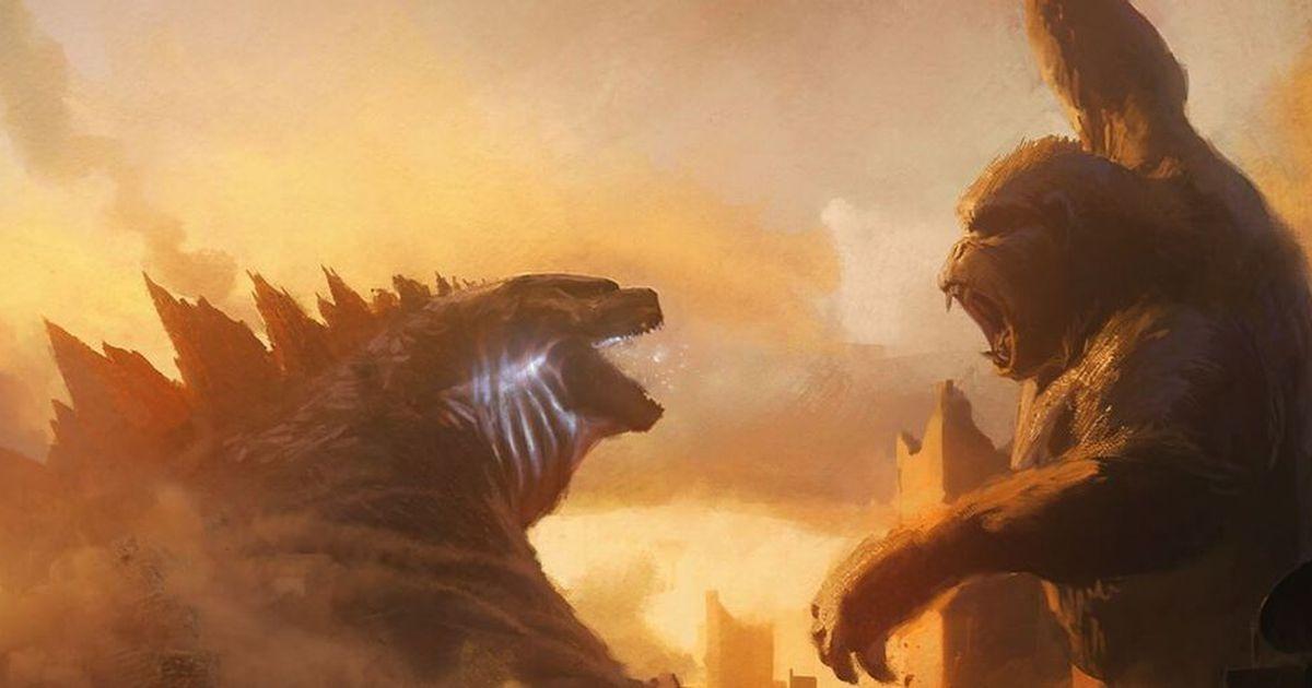 Godzilla vs Kong : un premier trailer chargé en patates de monstres géants !