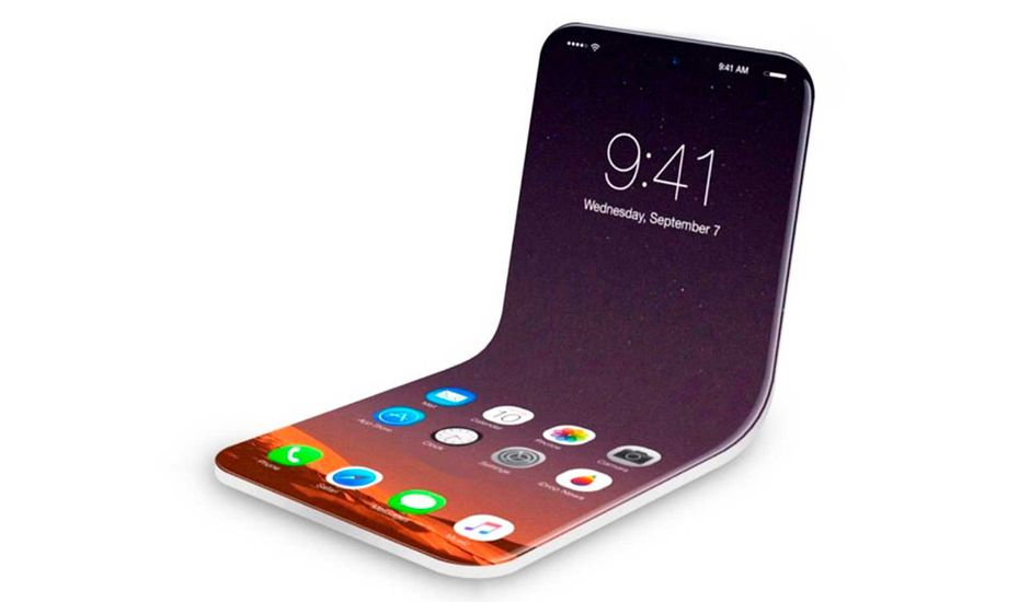Un iPhone pliable pour 2023 ?