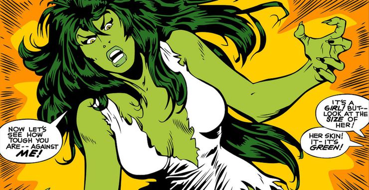 she-hulk jennifer walters disney marvel
