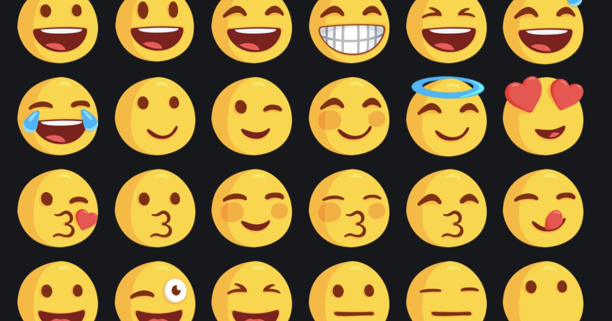 Messenger : bientôt des statuts automatiques sous forme d'emojis disponibles