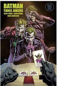 convert art de Batman : Three Jokers