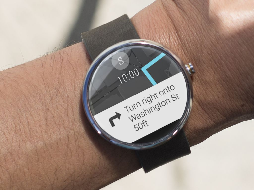 Android Wear Navigation GPS