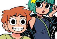Scott et Ramona dans le comics Scott Pilgrim