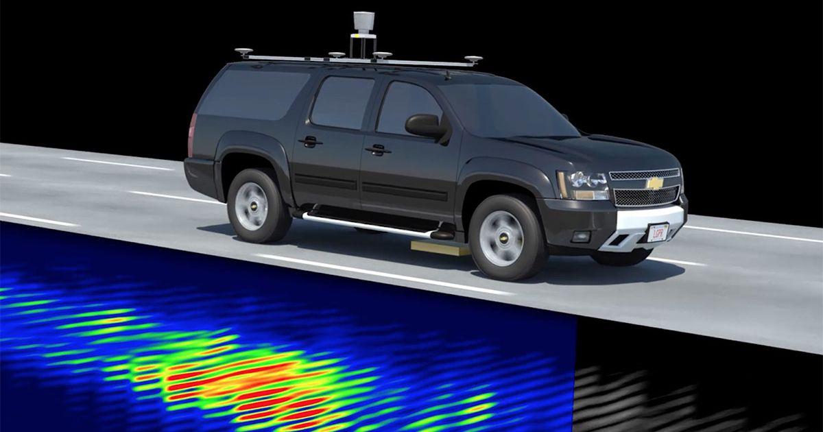 Ce nouveau système permet aux voitures autonomes de rouler par temps de neige et de brouillard