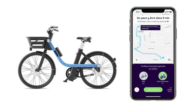 Zoov et son application GPS