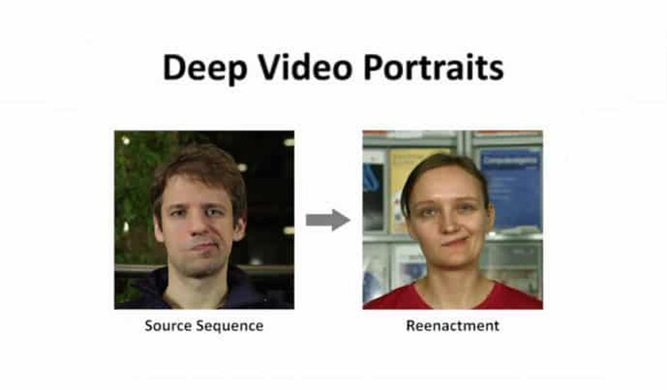 Presentation Deep Video Portraits