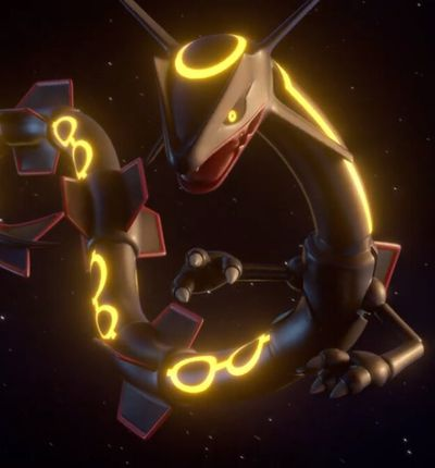 Rayquaza revient dans Pokémon Go
