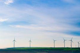parc éolienne Royaume-Uni