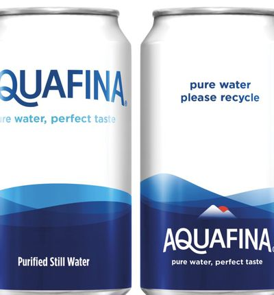 Pepsi va produire des canettes recyclables en aluminium