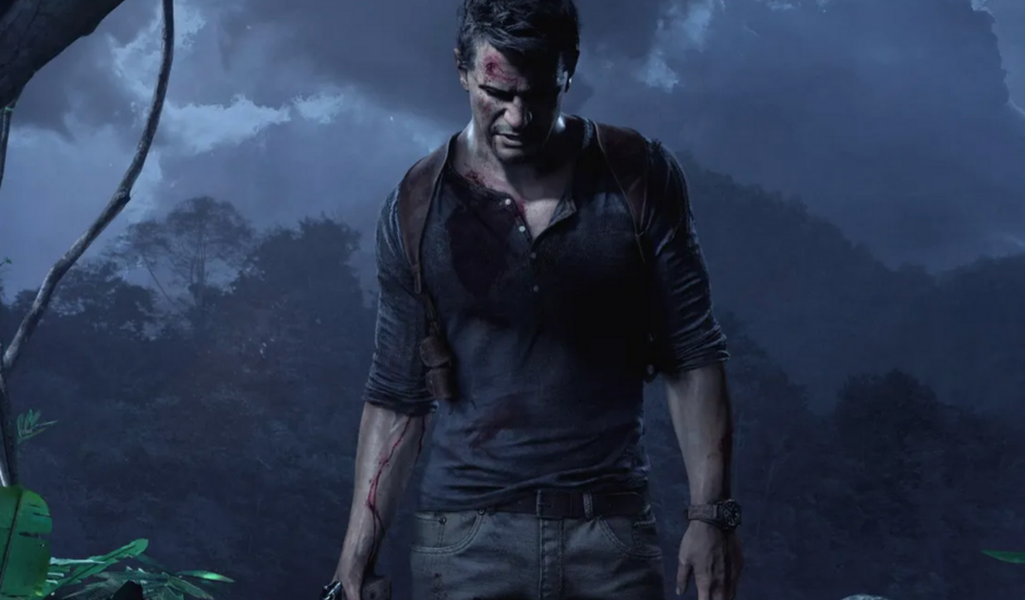 nathan drake tom holland uncharted film