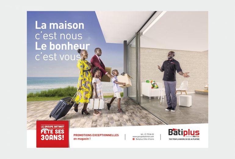 Publicité Batimat réalisée par Les Barbus
