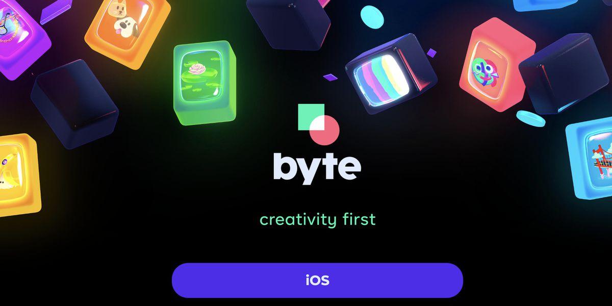 Lancement officiel de Byte sur Android et iOS
