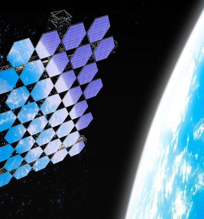 Des chercheurs israéliens trouvent le moyen de remplacer un gigantesque télescope spatial par un petit groupe de satellites