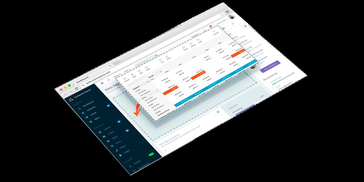Cet outil gratuit permet de créer des rapports interactifs et visuels à partir de tableaux croisés dynamiques