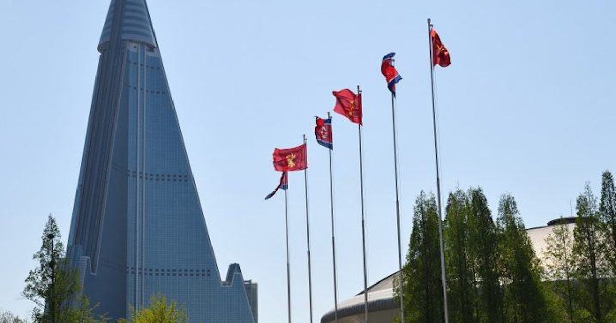 Les États-Unis accusent deux ressortissants chinois de blanchiment d'argent pour le compte de la Corée du Nord