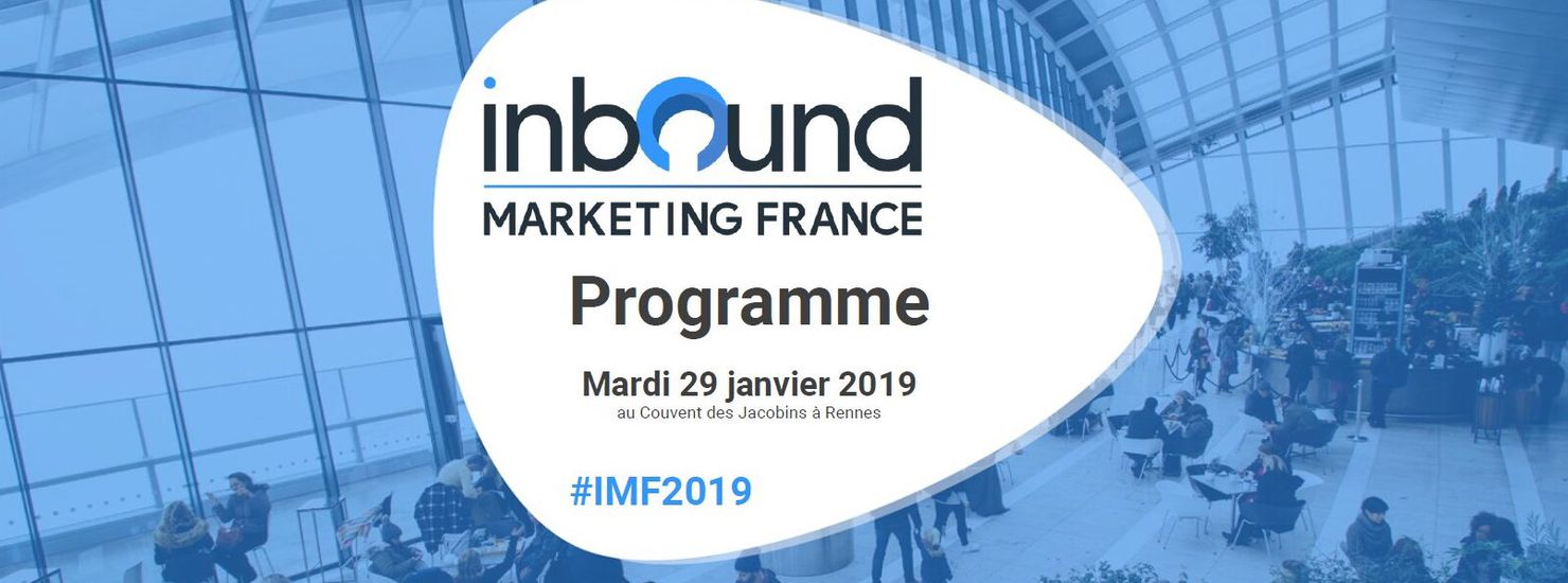 Inbound Marketing France 2019