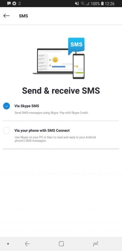 Skype Insider conversations privées