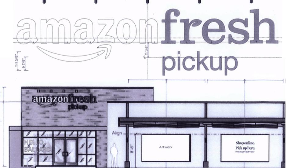 AmazonFresh Pickup