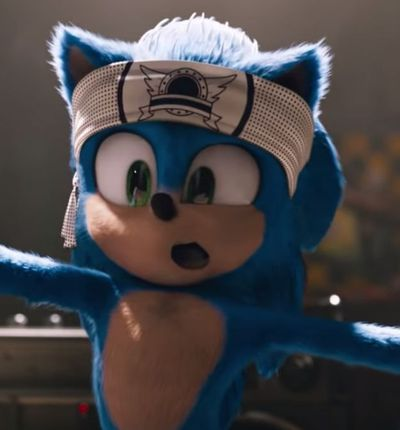 sonic le film critique sega