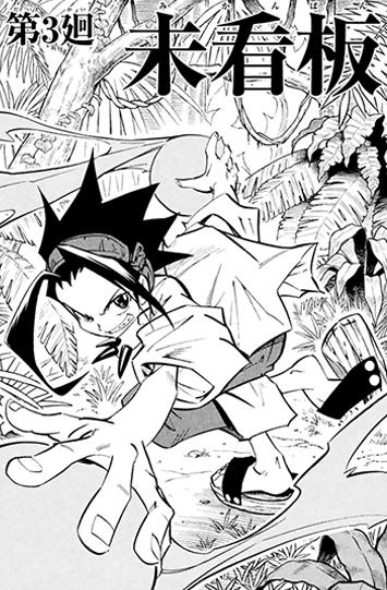 shaman king editions kana manga