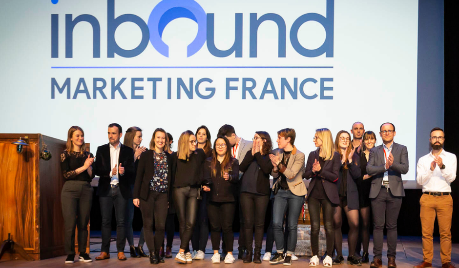 Évenement Inbound Marketing France 2020