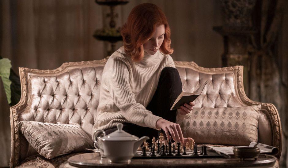 The Queen's Gambit Netflix