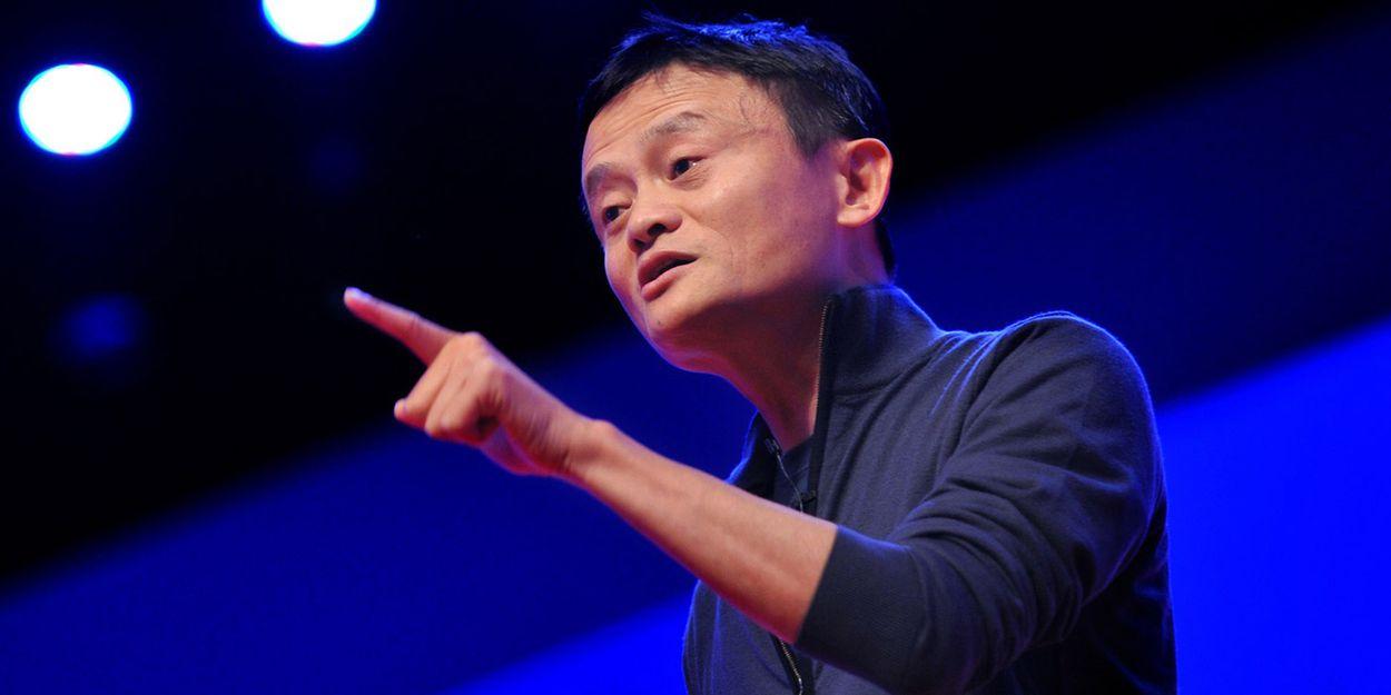 Jack Ma vient de démissionner du conseil d'administration d'Alibaba