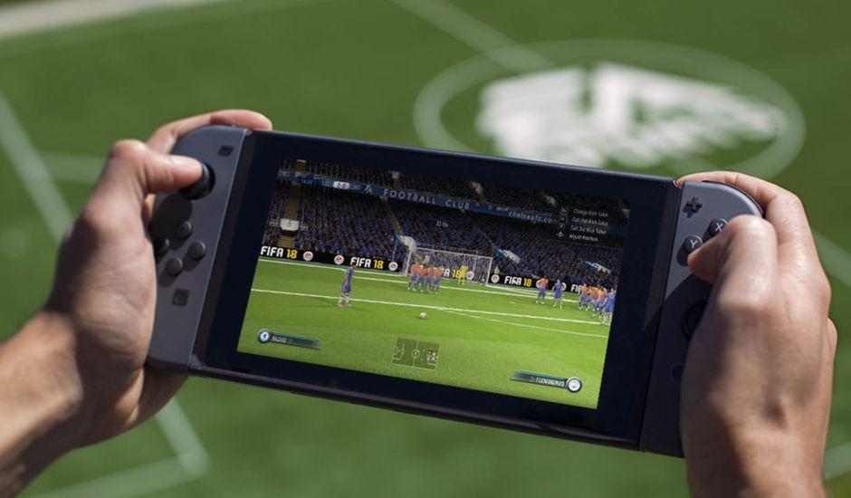 EA s'exprime sur le manque de jeux sur la Switch