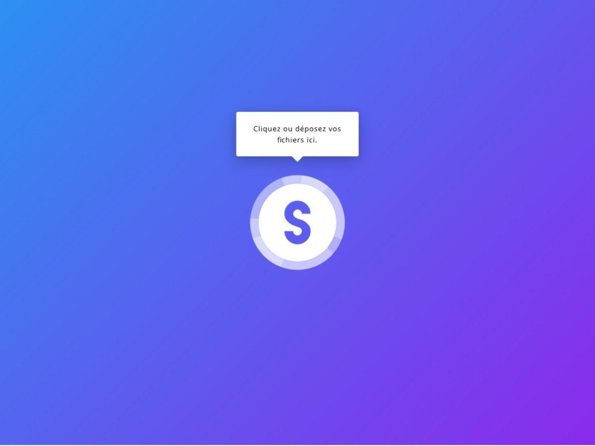 Smash : un outil pour envoyer des fichiers gratuitement sans limites de poids et sans pub