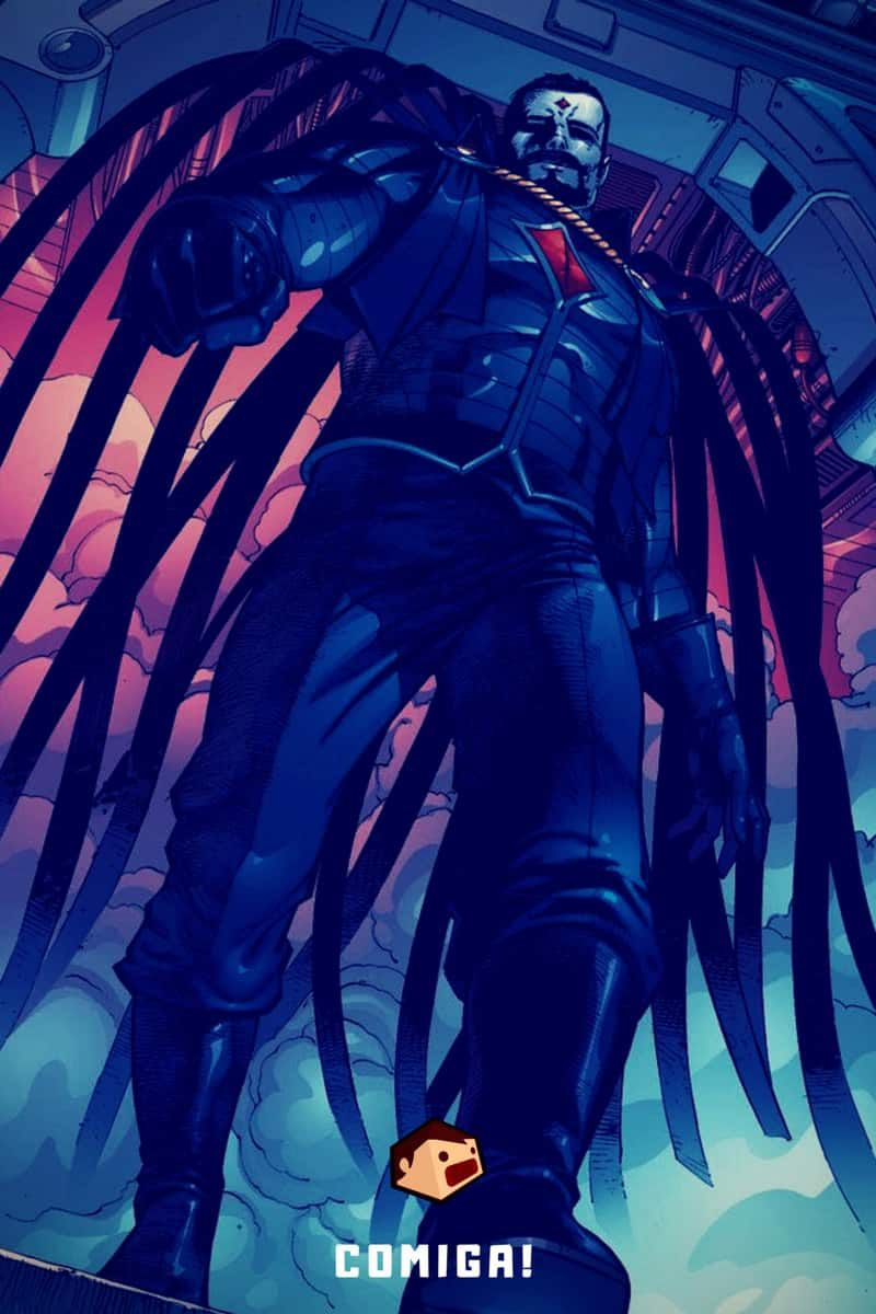 super-vilains marvel comics mr. sinister