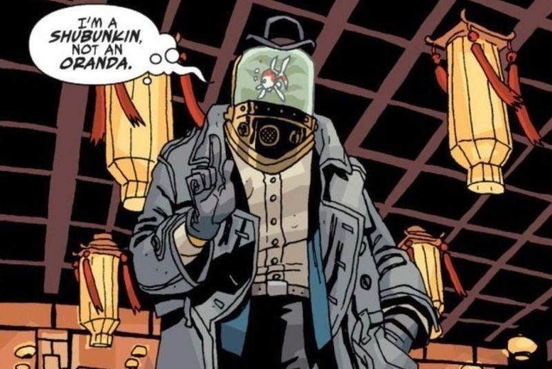 carmichael umbrella academy saison 2 image du comics volume 2
