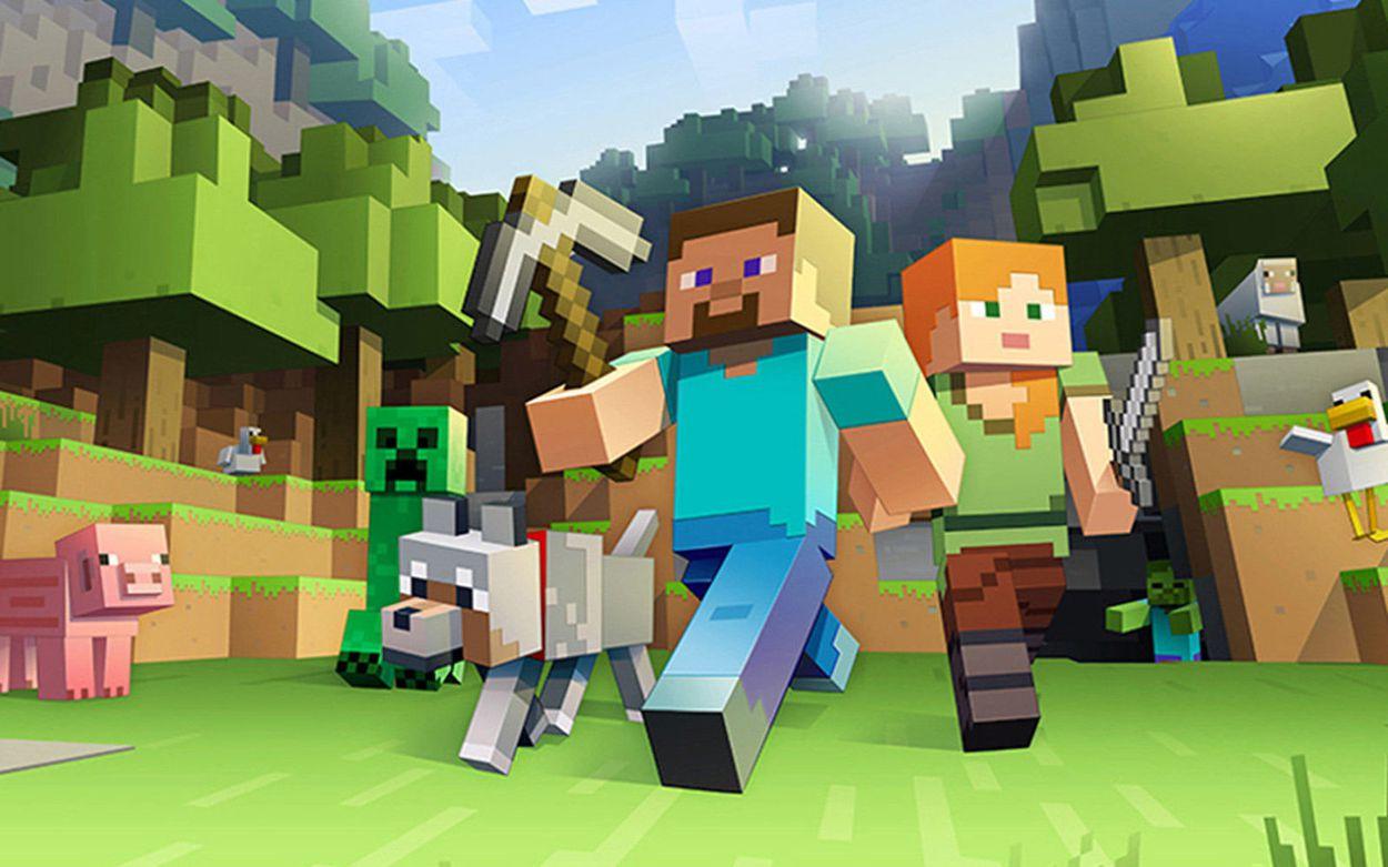 Minecraft fédère 112 millions de joueurs actifs chaque mois
