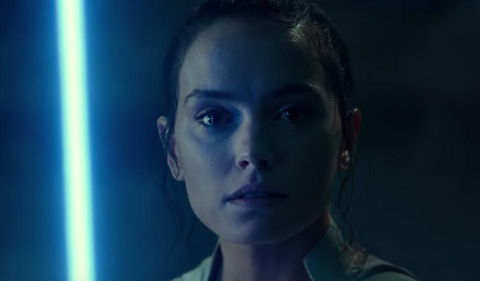 bande annonce star wars ascension de skywalker lucasfilm rey