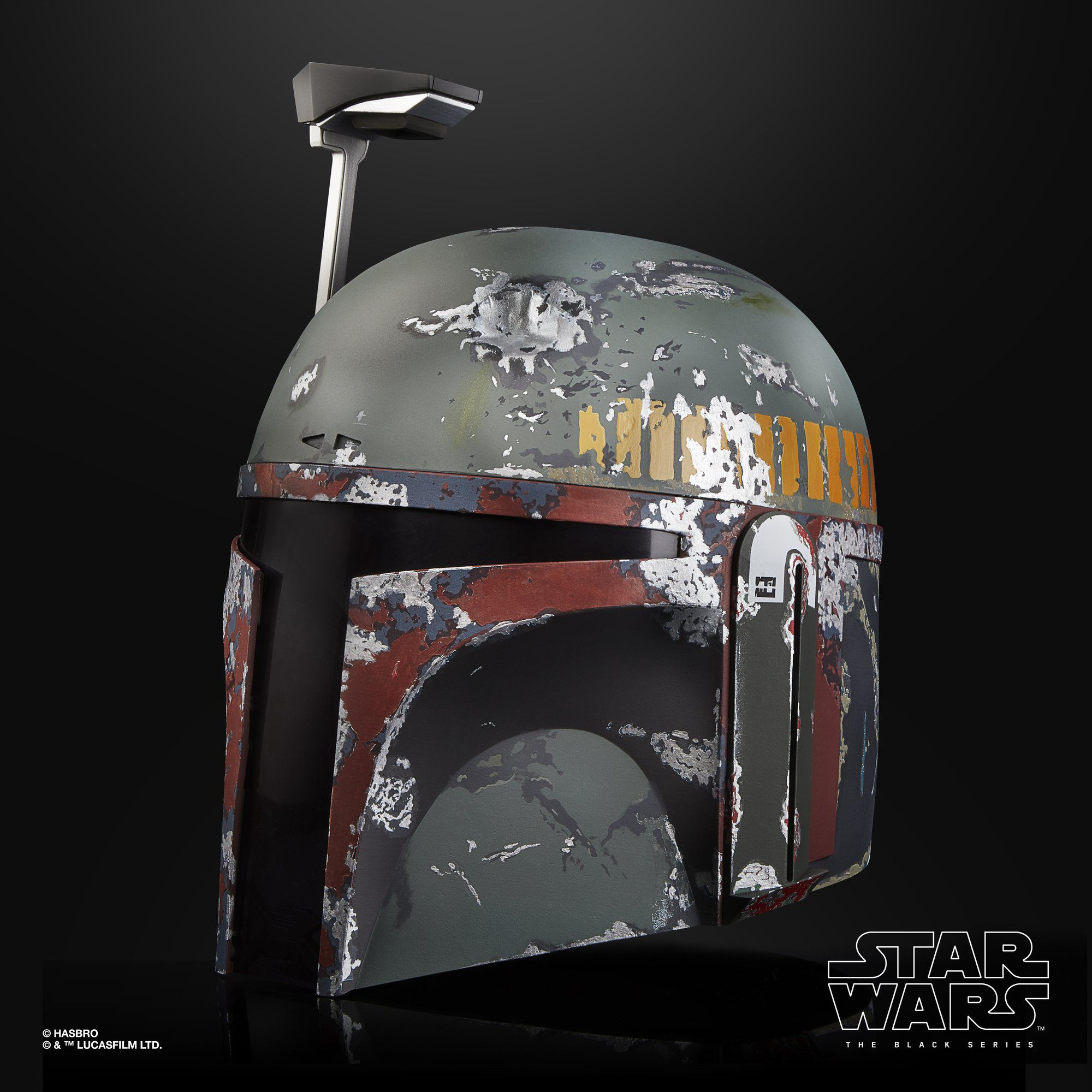 casque jouet collection boba fett star wars